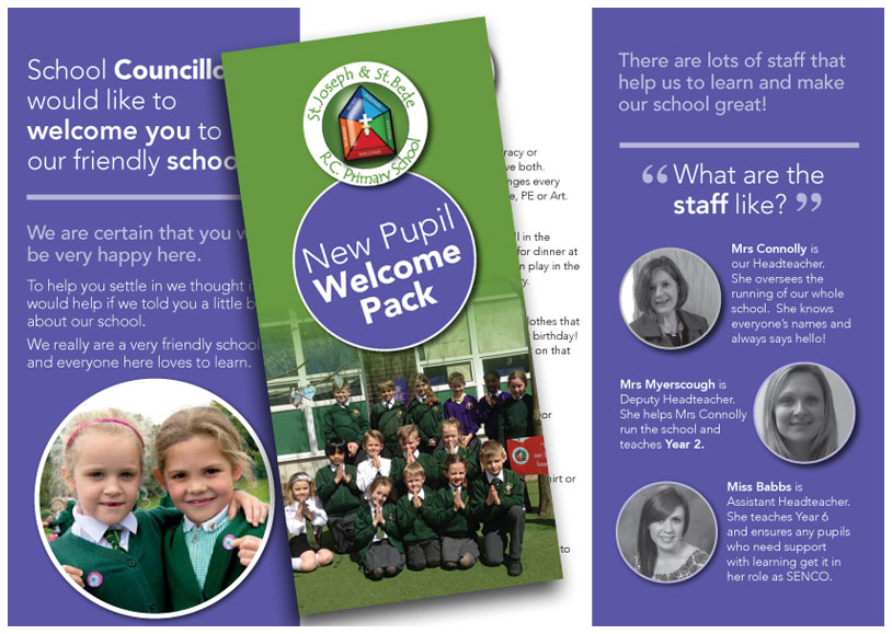 Pupil Welcome Pack